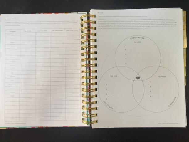 planner-goal-setting